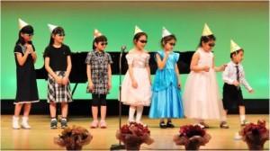 ミュージカル「白雪姫(?)2009」より うちらはワルの小人