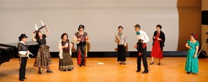 歌劇「カルメン」より 闘牛士の歌 闘牛士と牛の戦いが・・・